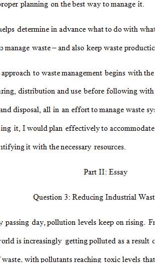 environmental studies and forestry response essays Custom essays, custom  example of industrial policy creating a comparative advantage to support your response  studies and forestry environmental.